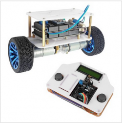sainsmart 2-Wheel Self-Balancing Arduino Robot