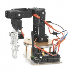 SainSmart DIY 6-Axis DOF Servo Control Palletizing Robot Arm